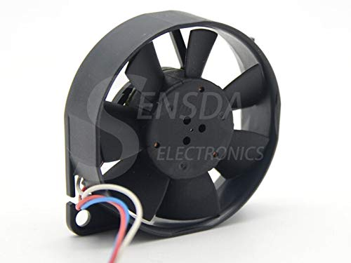 Case Fans TYP Max 51% OFF 512 F A surprise price is realized 39 5015 50mm 1W 85mA 5cm 12V Quiet DC Silent