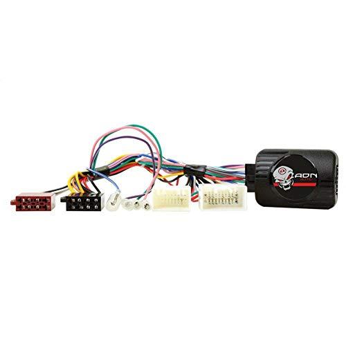Interface Commande au volant MT2J compatible avec Mitsubishi ap07 Avec ampli RF JVC