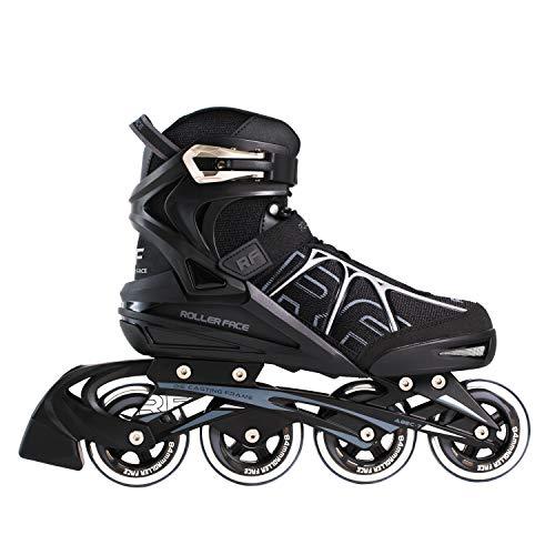 Rollerface RFSport Black, Patines en línea