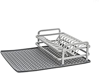 ta da TDPRSMDG Dish Rack, One Size, Dark Grey