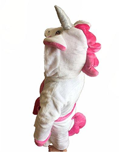 personnalisé 4–5 ans brodée 'Licorne' Coiffeuse Cultivé Peignoir de bain. Cadeau idéal.
