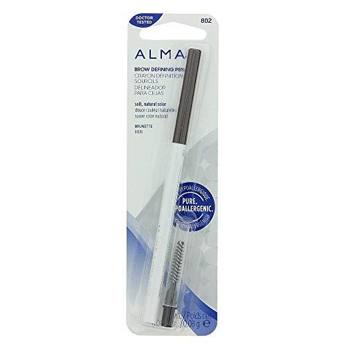 Almay Brow Defining Pencil - Brunette - 2 pk