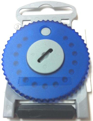HF4 BLUE Wax Guard Wheel for Siemens Hoortoestellen - BLUE SIDE LEFT by Siemens
