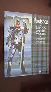Punisher: Blood on the Moors - Book  of the Punisher