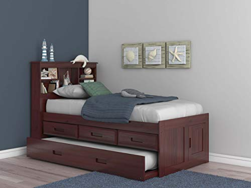 Discovery World Furniture Twin Bed