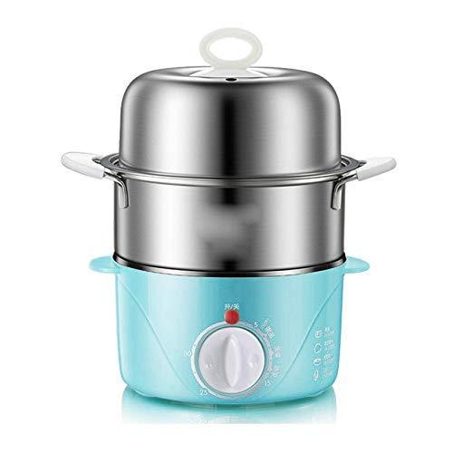 DZX Autocuiseur électrique, mijoteuse, cuiseur à Riz, cuiseur Vapeur, sauteuse, yaourtière et réchaud | Programmes tactiles, multicuiseur
