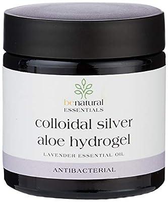 Benatural Colloidal Silver aloe hydrogel, 100 g