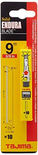 Tajima Box mit 9 mm Klingen ohne Bruchstellen, Styropor, 1 Stück, TAJ-11708