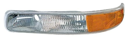 DEPO 332-1678L-US Replacement Driver Side Parking Light Assembly (This product is an aftermarket product. It is not created or sold by the OE car company)