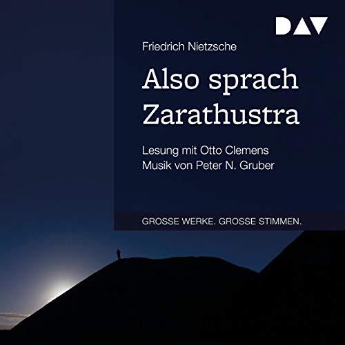 Also sprach Zarathustra Titelbild