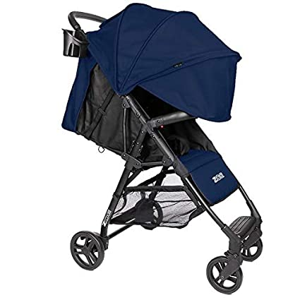 The Tour+ (Zoe XL1) - Excellent Single-to-Double Travel Stroller