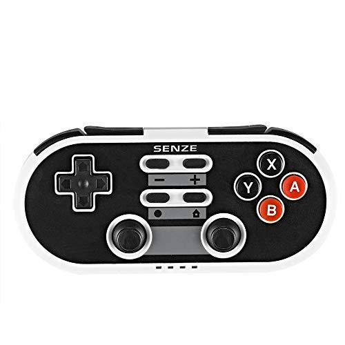 ILS Senze SZ-907B Vibration Gamepad para Nintendo Switch Consola de juegos Controlador de juego para PC Windows PS3 Android