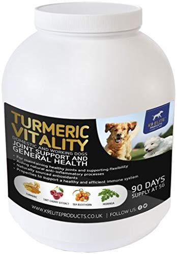 K9 Elite Canine Turmeric Vitality 450G