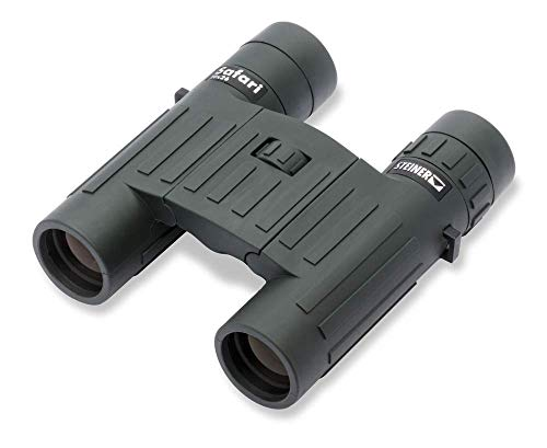 Steiner Safari 10x26 Binoculars - Compact Lightweight Performance Outdoor Optics