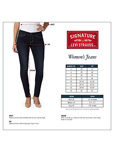 Signature-by-Levi-Strauss-Co-Womens-Modern-Straight-Leg-Jeans-with-Premium-Denim-Meadow-Medium-Wash-20M-W35-x-L32