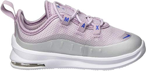 Nike Unisex Baby Air Max Axis (Td) Sneaker, Ice Lilac/Photon Dust-Soar, 21 EU