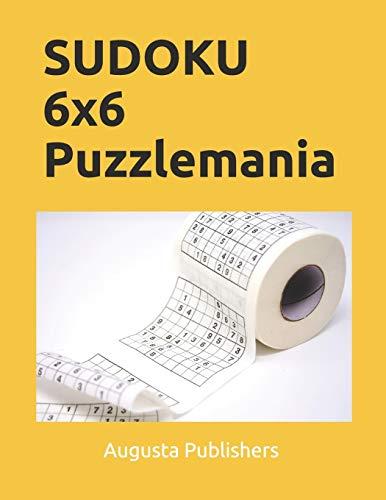 SUDOKU 6 X 6 PUZZLEMANIA