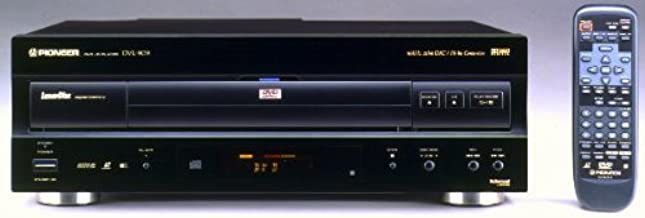 Pioneer DVL-909 DVD Laserdisc LD/CD Player
