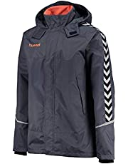 hummel Auth. Charge All-weather Jkt Chaqueta Unisex niños