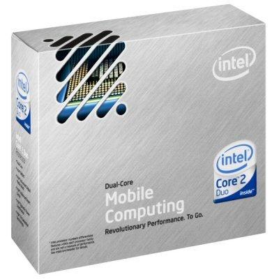 Prozessor ( Mobil ) - 1 x Intel Core 2 Duo T5500 / 1.66 GHz ( 667 MHz ) 478-Pin Micro FCPGA - L2 2 MB