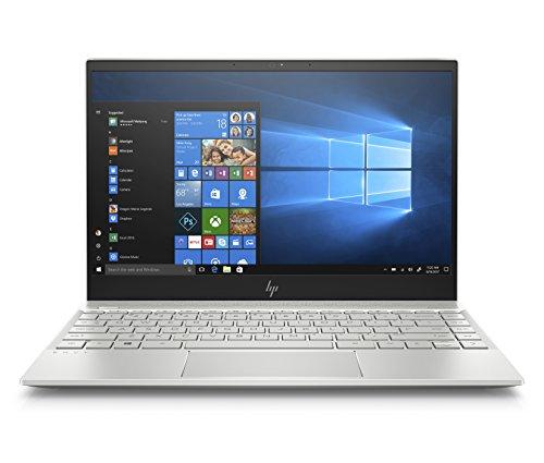 """HP Envy 13-ah0005ns - Ordenador Portátil 13.3"""" FullHD (Intel Core i7-8550U, 8GB RAM, 256GB SDD, Nvidia GeForce MX 150, Windows 10) Color Plata - Teclado QWERTY Español"""
