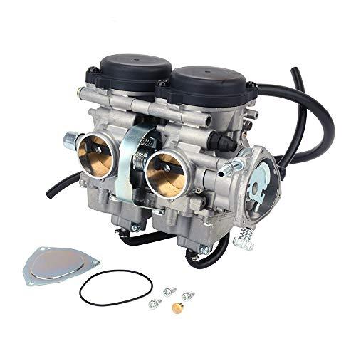 JFG RACING Carburador ATV YFM660 para Yamaha Raptor 660 YFM660 YFM 660 Carb