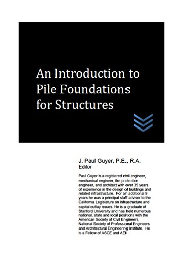 An Introduction to Pile Foundations for Structures