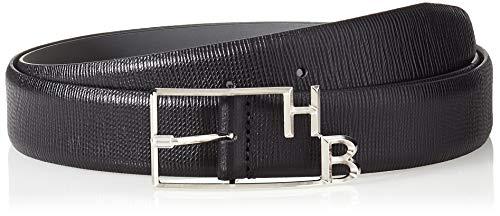 Hugo Boss HB_Icon_Pin_Sz30 Cinturón, Negro1, 105 cm para Hombre
