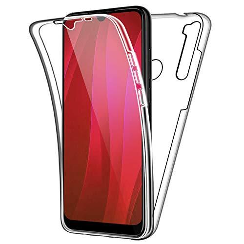 TBOC Funda para Xiaomi Redmi Note 8T [6.3