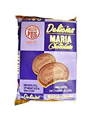 Delicias Maria & Chocolate,612 Grams