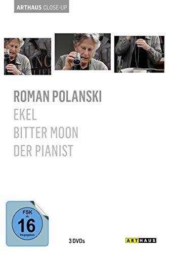 Roman Polanski - Arthaus Close-Up [3 DVDs]