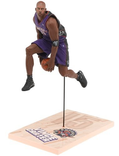 NBA Series 7 Figure: Vince Carter with Purple Jersey (2nd Edition)
