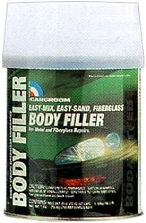 US Chemical CarGroom Glass Short-Strand Fiberglass Body Filler (Quart)