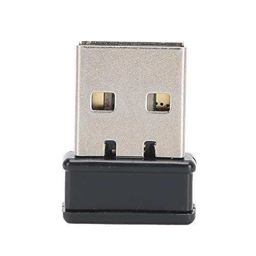SALUTUY Ratón inalámbrico 2.4G, Ratón inalámbrico para el hogar/la Oficina(White)