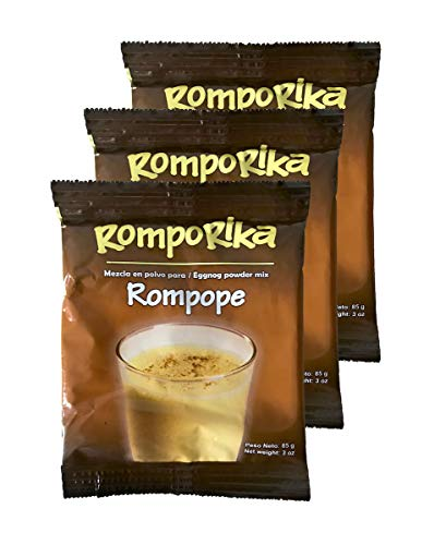 Romporika - Eggnog Powder Mix Rompope