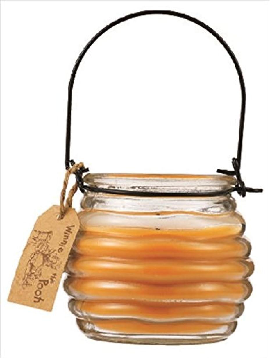 無効にするかかわらず意気揚々kameyama candle(カメヤマキャンドル) プーさんハニーランタン キャンドル 105x100x170 (A2120500)