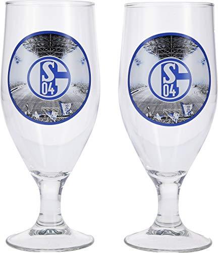 FC Schalke 04 Pilsglas 2er-Set