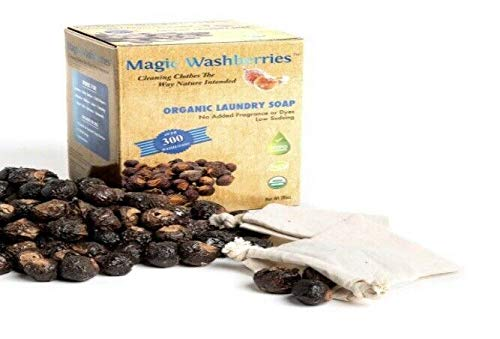 Magic Washberries Organic Laundry Soap