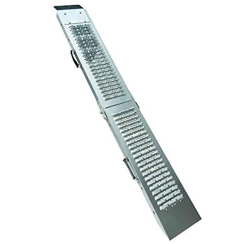 Werkapro 10472 - Rampa de Carga Plegable (160 cm, 22,5 cm, C