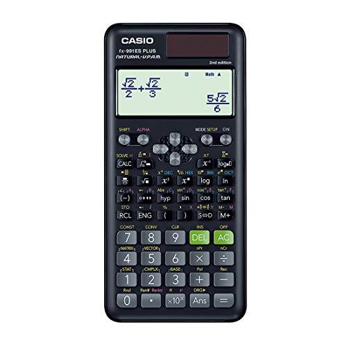 Casio FX-991ES Plus-2nd Edition Scientific Calculator