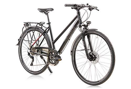 tretwerk DIREKT gute Räder Challenger 2.0 28 Zoll Damen Trekkingbike, Damen-Fahrrad 30 Gang Kettenschaltung, L