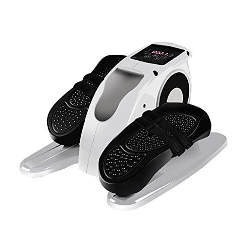 Ejercitador de pedal médico con pantalla electrónica para entrenamiento de piernas y brazos Equipo de rehabilitación de fitness ajustable para personas mayores Máquina de entrenamiento de fitness en