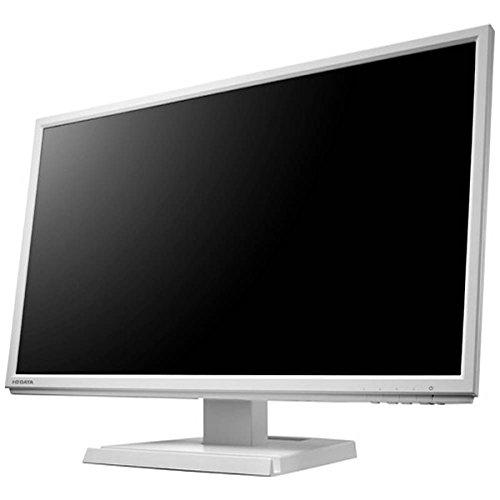 I-O DATA 「5年保証」広視野角ADSパネル採用 21.5型ワイド液晶ディスプレイ ホワイト LCD-MF224EDW
