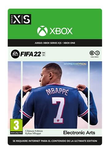 FIFA 22 Ultimate | Xbox y Series X|S - Código de descarga