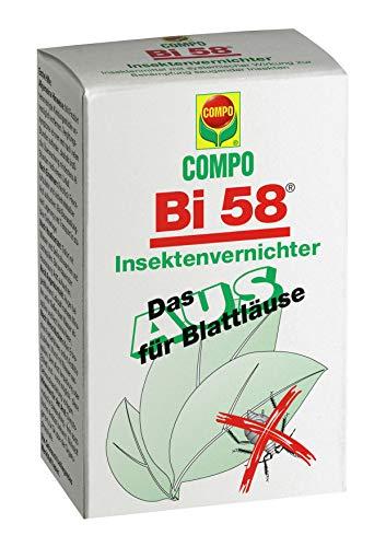 Bi 58 Insektenvernichter, Bekämpfung von Schädlingen an Zierpflanzen, Konzentrat, 30 ml