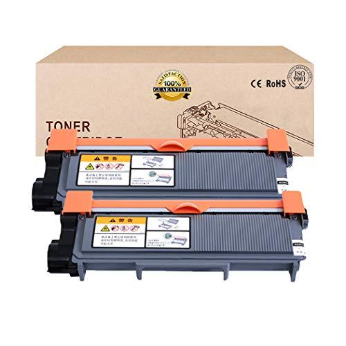 Compatibel Toner Cartridges Vervanging voor BROTHER TN-660 TN660 Toner Cartridge voor BROTHER HL-L2340DW L2320D L2360DW L2380DW L2300D DCP-L2540DW L2520DW MFC-L2720DW L2700DW Toner 2 stuks.