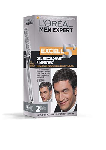 L'Oréal Men Expert Excell 5 Gel-Crème Recolorant pour...