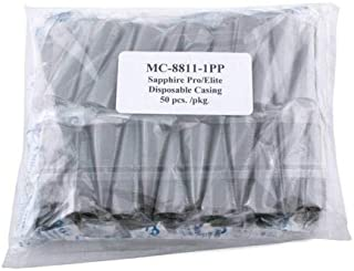 Sapphire Pro/Elite Disposable Casings — Pack of 50