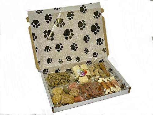 Purrrfect Paws UK Dog Treats Letterbox | Dog Gift | Dog Birthday | Gift Box Hamper | Handmade