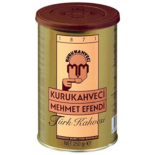 Türkischer Kaffee Kurukahveci Mehmet Efendi Mokka 500g